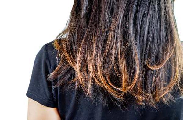 tips perawatan rambut rusak