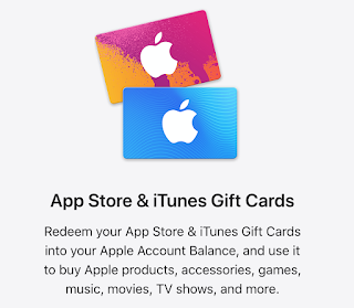 "Anuncios de Apple - ""The Gift Card for Everything"""