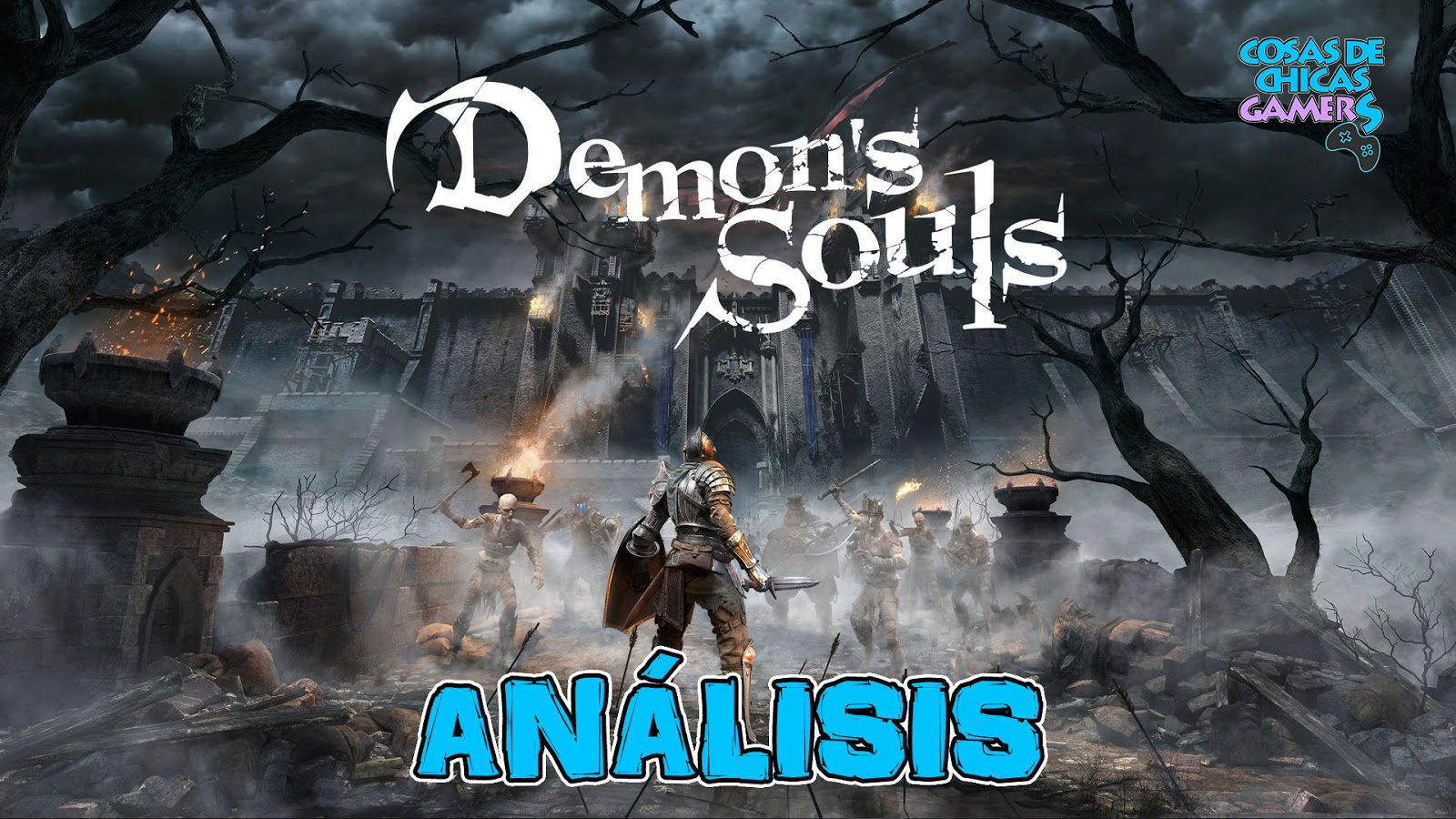 DEMONS SOULS REMAKE - ANÁLISIS EN PS5
