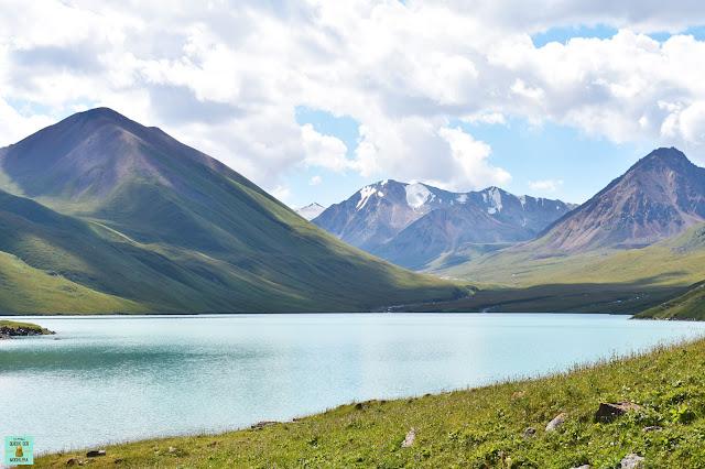 Kol Ukok, Kirguistán