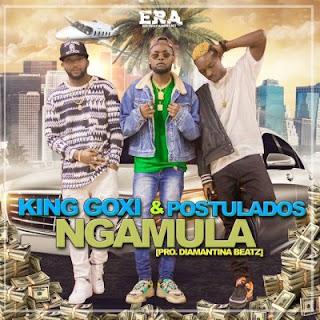 King Goxi Ft.Postulados - Ngamula