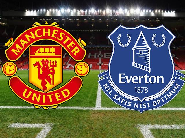 Link Streaming Manchester United Vs Everton Malam ini 19.00