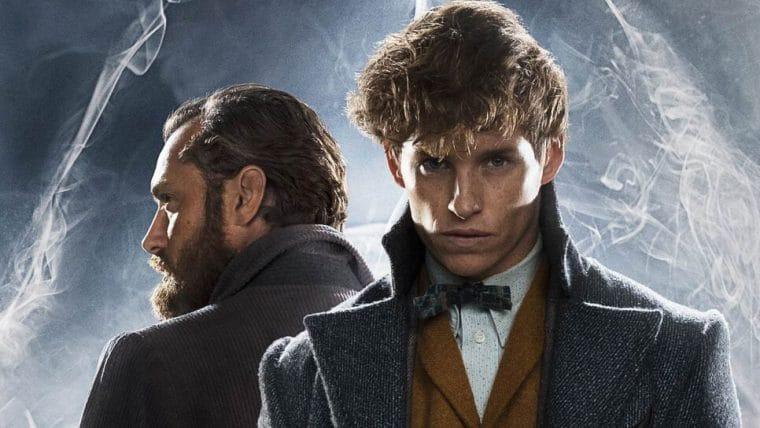 Roteirista de Harry Potter retorna em Animais Fantásticos 3