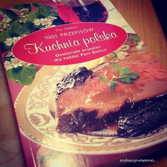 Książkowo1001 Przepisów Kuchnia Polska Kulinaria