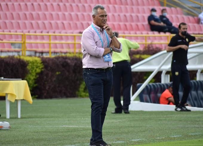 Hernán Torres y su propia 'racha' con DEPORTES TOLIMA: Ya se llevó la 'cabeza' de dos técnicos en la última semana