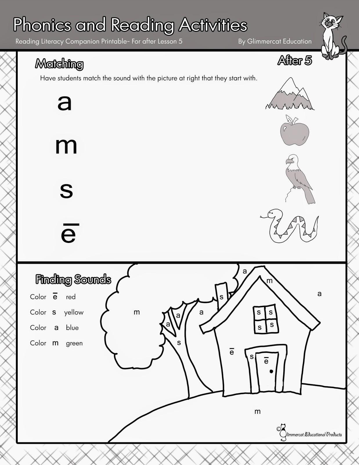 Glimmercat Education The Best Reading Program Ever