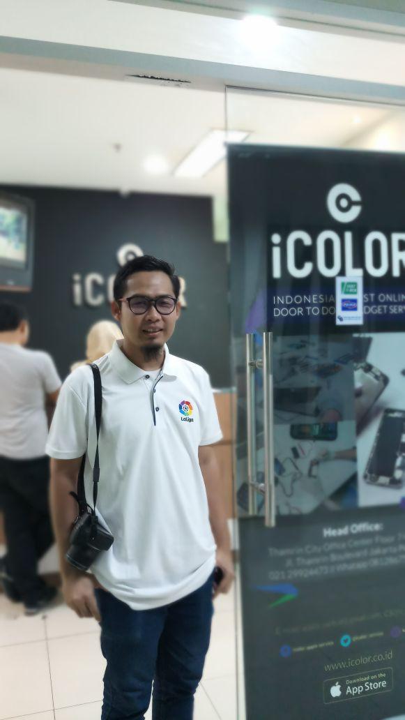Review Service Iphone Jakarta Murah Berkualitas Dan Terpercaya Di Icolor Thamrin City Nursaidr