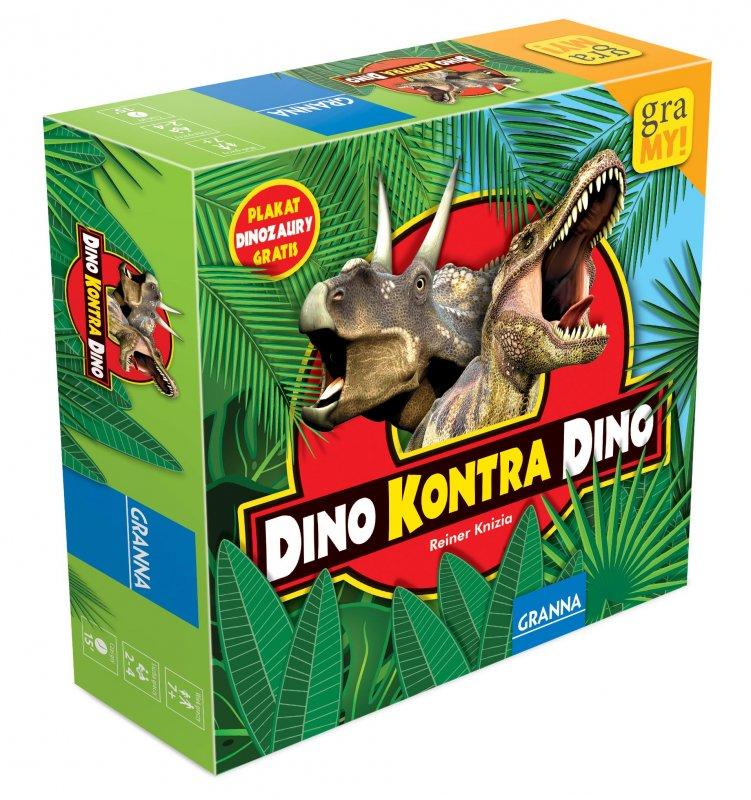 Kącik Gracza #2 - Dino kontra Dino