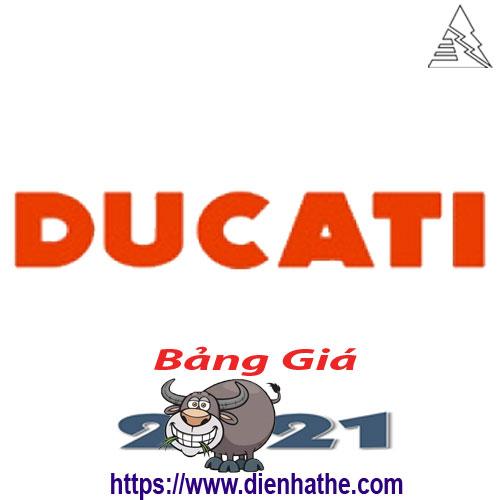 Bảng Giá Tụ Bù và Bộ Điều Khiền Ducati 2021