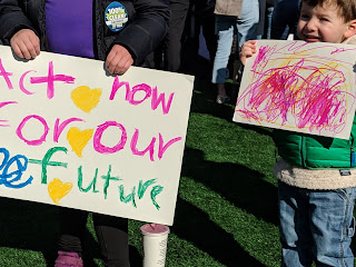 How to Participate in your First Protest March with Kids (or Without)