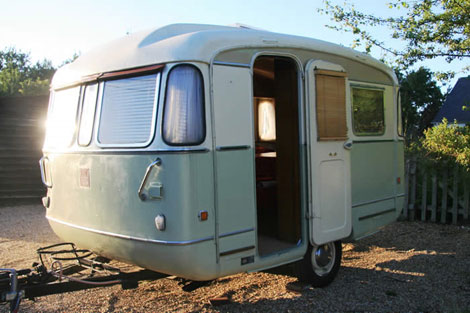 Used Campervans For Sale >> {the thrift collection}: {vintage caravans}