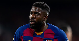 Roma and 3 other teams interested in Samuel Umtiti, Barca ready to accept permanent transfer or loan