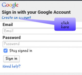 GMAIL PE ACCOUNT SIGNUP KAISE KARE