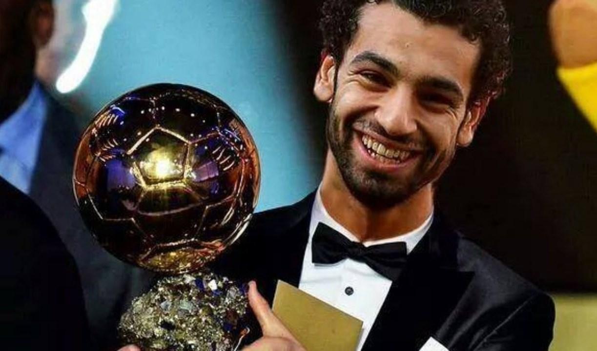 محمد صلاح بجائزة أفضل لاعب فى أفريقيا 2018 للمرة الثانية على التوالى