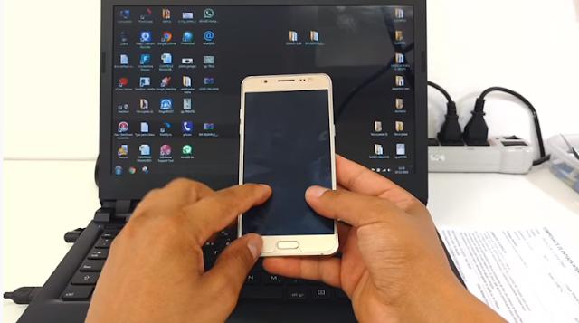como instalar firmware celular samsung j5 via cartao de memoria