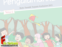 Download Buku Siswa dan Guru Kelas 1 Kurikulum 2013 Revisi Tahun 2016