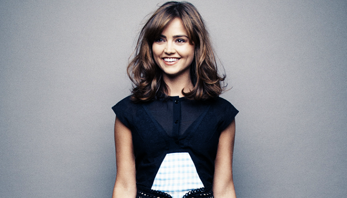 Jenna Coleman actress profile