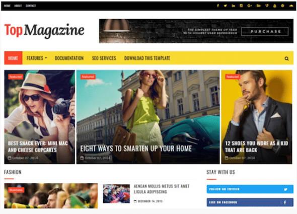 Template Blogger Gratisan Terbaik Untuk Adsense