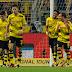BVB enfia 6 no xará Gladbach com show de Auba e abre vantagem na ponta; Hoffenheim supera o Schalke