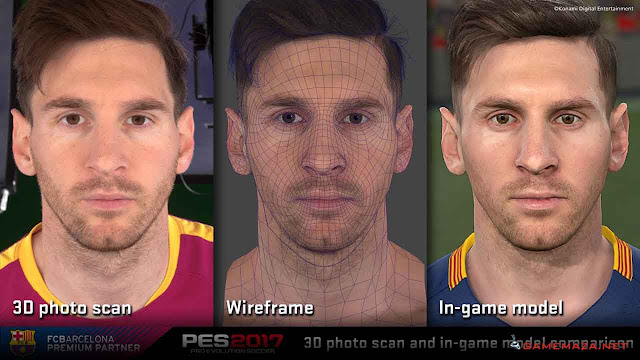 Pro Evolution Soccer (PES) 2017 Gameplay Screenshot 10