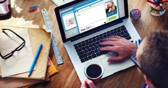 bisnis online penulis lepas