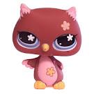 Littlest Pet Shop Pet Pairs Owl (#635) Pet