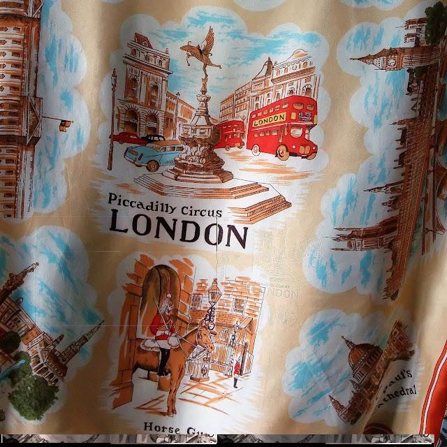 The London Kimono jacket by Karen Vallerius