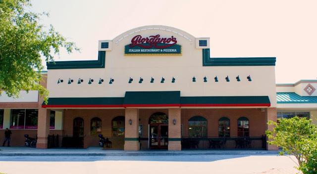 A Pizzaria Giordano's em Orlando