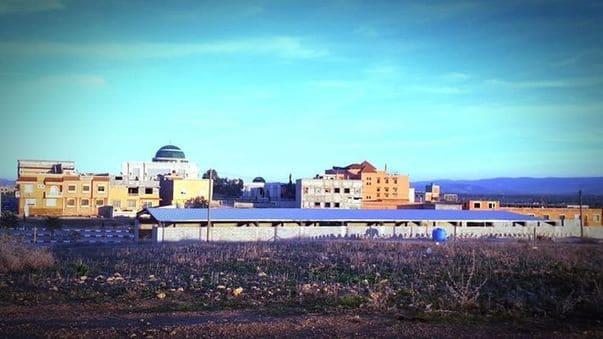 """قرية صغيرة وقلب كبير""""مداغ"""" قِبلة الشيخ والمريد"""