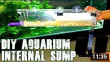 Build an Aquarium Filter (HOB Sump)