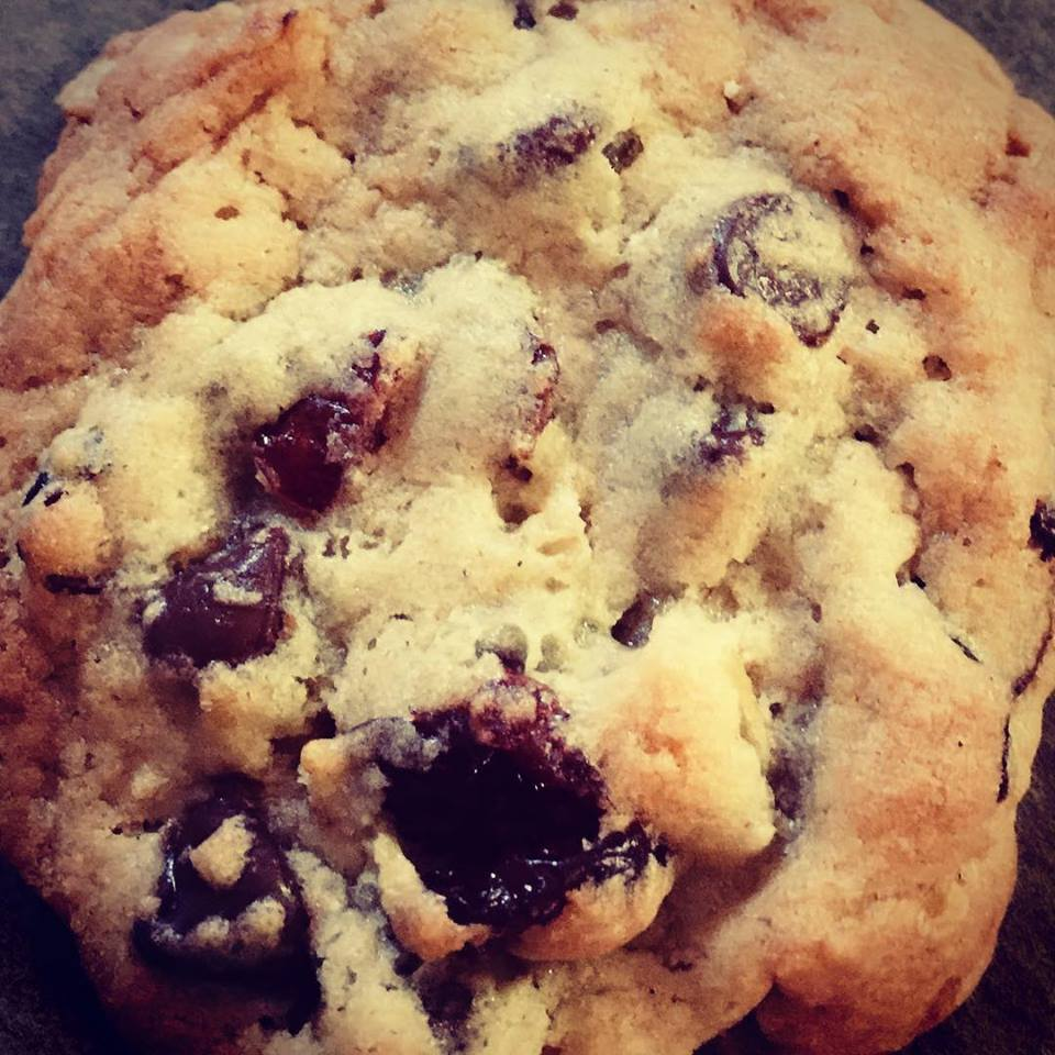 Adirondack Baker: Cape Cod Chocolate Chip Cookies!