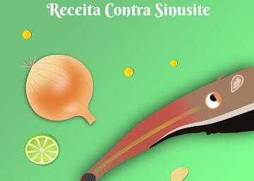 Receita Contra Sinusite: Suco de Cebola com Alho