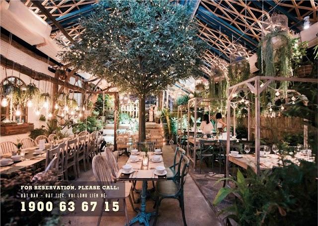 Đặt Tiệc Private Party tại nhà hàng lãng mạn bậc nhất Sài Gòn