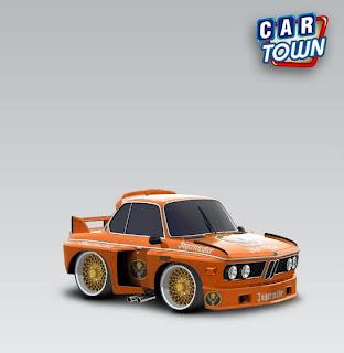BMW 3.0 CSL 1975 Jagermeister by Arnold