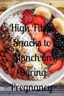 High Fibre Snacks to Munch on During Pregnancy