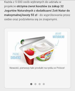 już wkrótce Nowa kampania jogurtów Zott