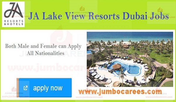 5 star hotel jobs in Dubai with salary, Luxury hotel jobs in UAE,