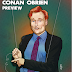 CONAN O'BRIEN (PART ONE) - A FOUR PAGE PREVIEW