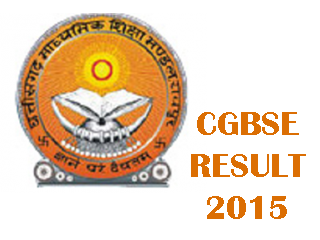 cgbse 12th result 2015 cgbse nic in
