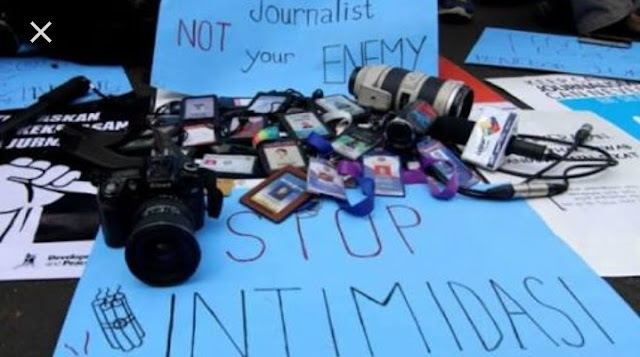 Hendak Foto Razia Lalin, Wartawan Radar Cirebon Diintimidasi Oknum Polisi