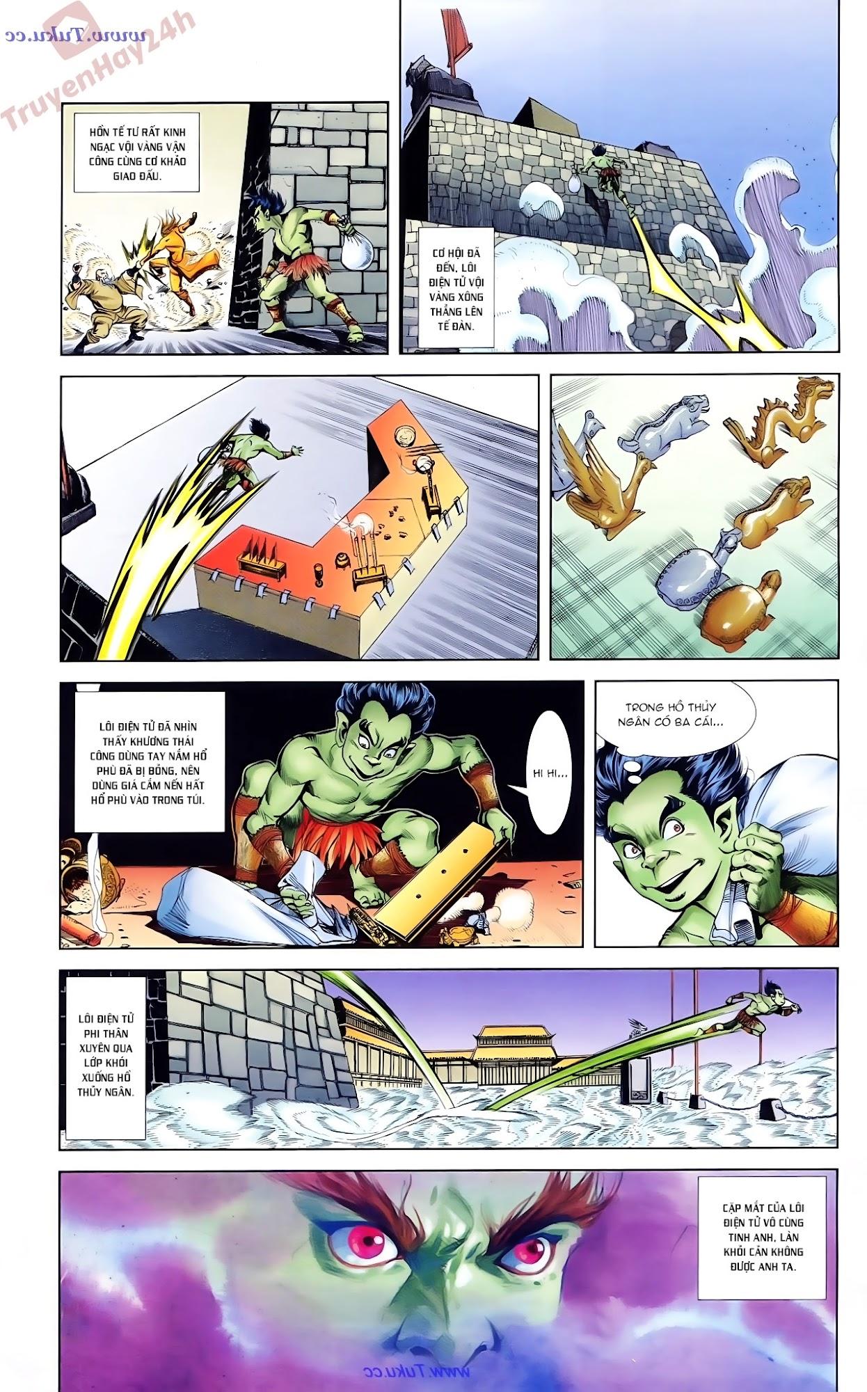 Cơ Phát Khai Chu Bản chapter 82 trang 28