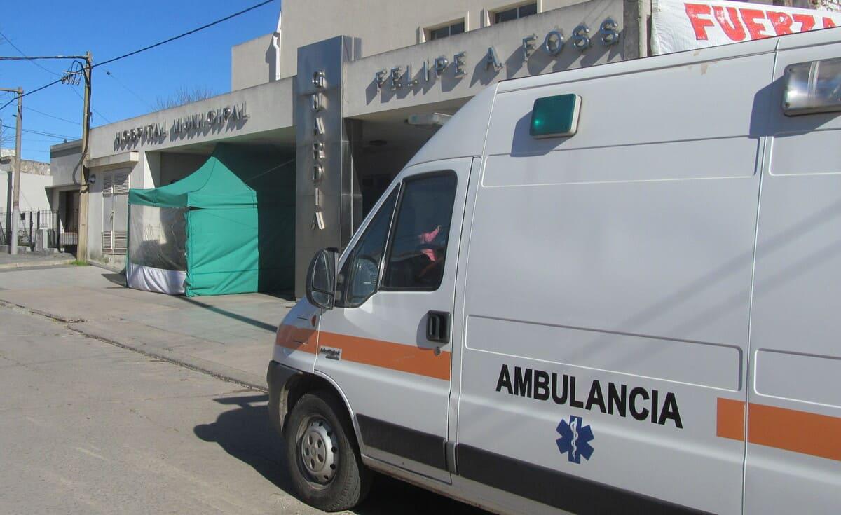 hospital balcarce