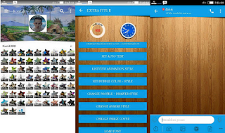 BBM Mod Chat Me-Orgy v3.3.4.48 Unclone Apk Terbaru
