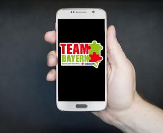 Die TEAM BAYERN App startet bald
