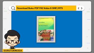 download ebook pdf buku digital pai kelas 8 smp/mts
