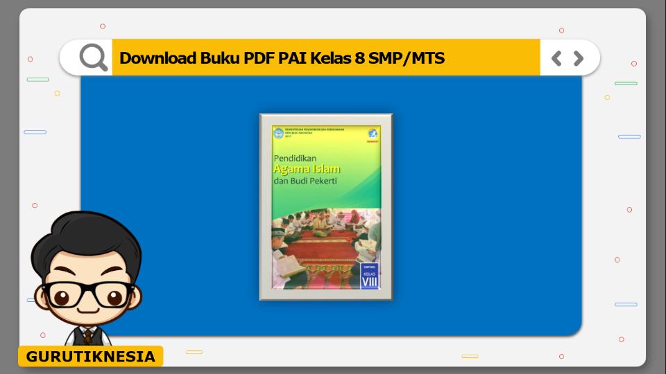 download  buku pdf pai kelas 8 smp/mts