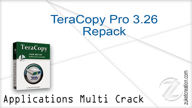TeraCopy Pro 3.26 Repack