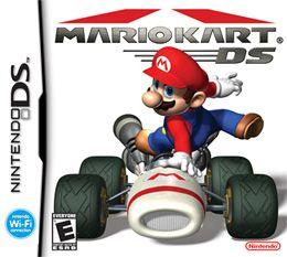 Rom Mario Kart DS NDS