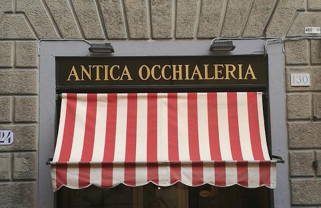 Antica Occhialeria em Florença