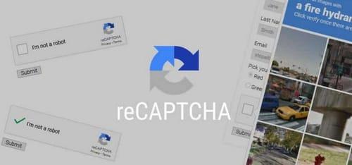 Google allows us to train AI with reCAPTCHA